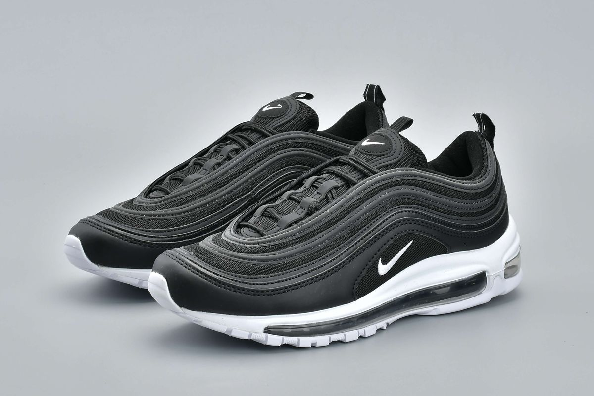 2017-Nike-Air-Max-97-Black-White-921826-001-Restock-For-Sale-5