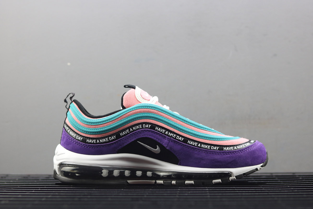 Nike-Air-Max-97-Purple-Black-Pink-Green-1